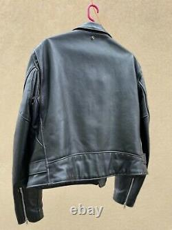 BLOUSON PERFECTO SCHOTT NYC HOMME Taille 52