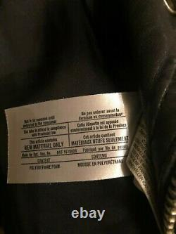 Burberry Perfecto leather jacket woman size S Iconic Jacket