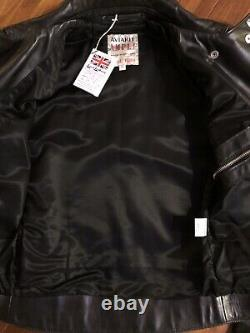 Lewis Leathers 391T Lightning Slim Fit Size 38 Horsehide New