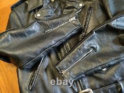 Schott perfecto one star size 42 early 80's
